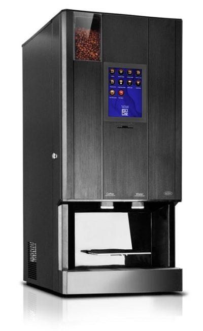 Coffee Queen CQube MF13 Touch kuumajoogikeskus