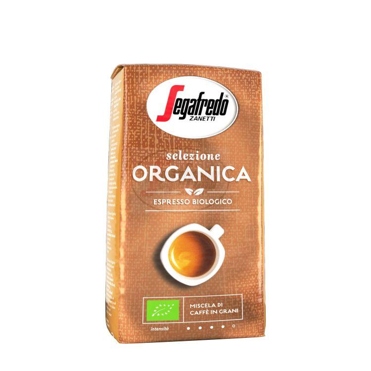 Segafredo Organic kohvioad