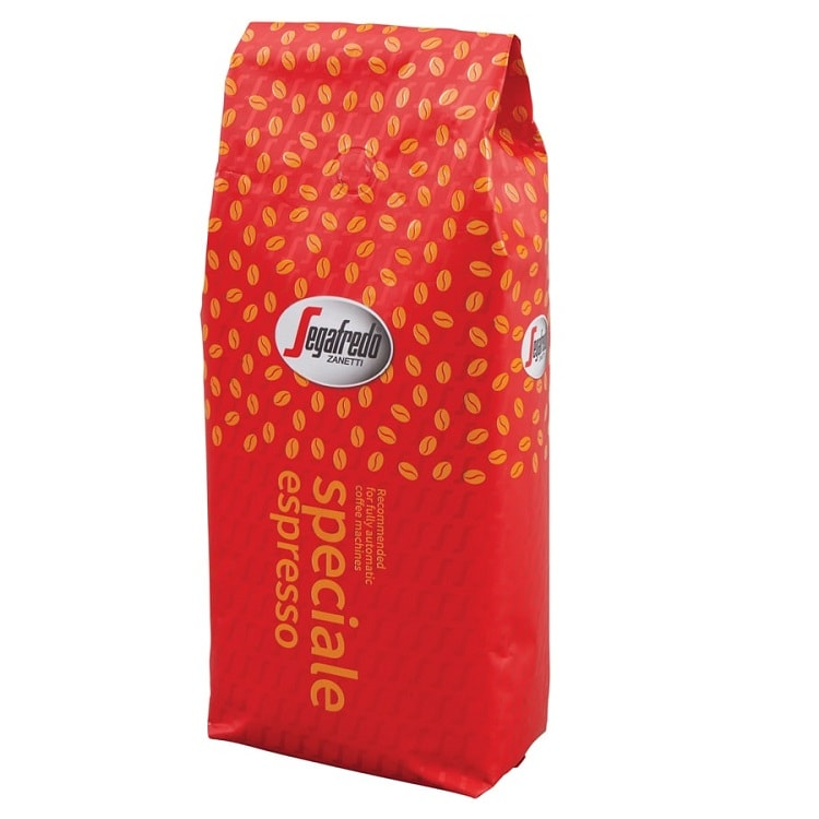 Segafredo Speciale Espresso kohvioad